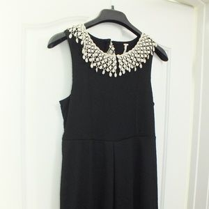 Free People Black Dress in size M